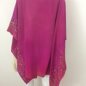 Hand Painted Silk Tunic  $475