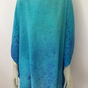 Hand Painted Silk Tunic$400