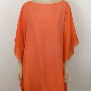 Hand Painted Silk Tunic $500