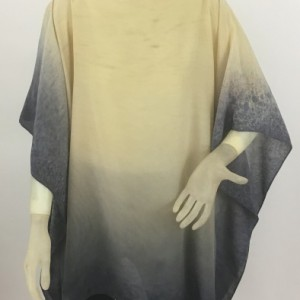 Hand Painted Silk Tunic $400
