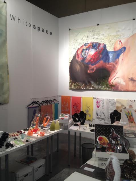 Art Palm Beach 2014, represented by Whitespace Gallery