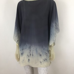 Hand Painted Silk Tunic$400
