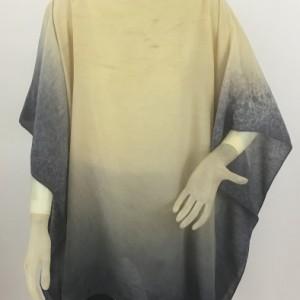 Hand Painted Silk Tunic $400